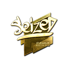 seized (Gold) | Boston 2018