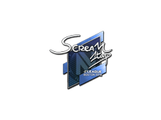 Skin Sticker | ScreaM | Boston 2018