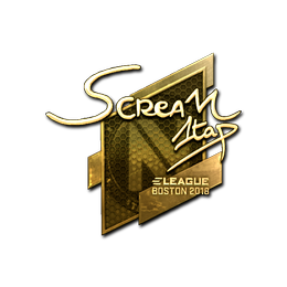 ScreaM (Gold) | Boston 2018