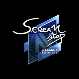 ScreaM (Foil) | Boston 2018