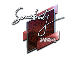 somebody | Boston 2018