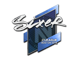 SIXER | Boston 2018