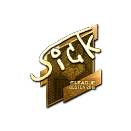 SicK (Gold) | Boston 2018