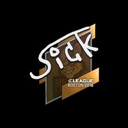 SicK | Boston 2018