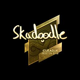 Skadoodle (Gold) | Boston 2018