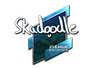Skin Sticker | Skadoodle (Foil) | Boston 2018