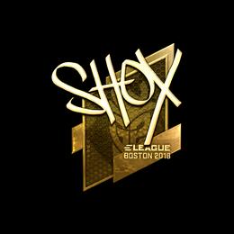 shox (Gold) | Boston 2018