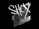Sticker | shox | Boston 2018