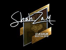 ShahZaM | Boston 2018