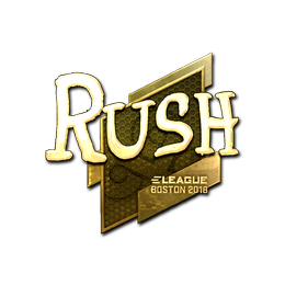 RUSH (Gold) | Boston 2018