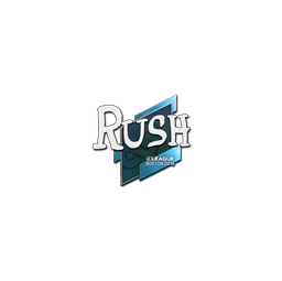 Sticker | RUSH | Boston 2018