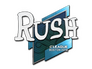 Skin Sticker | RUSH | Boston 2018