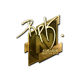 RpK (Gold) | Boston 2018
