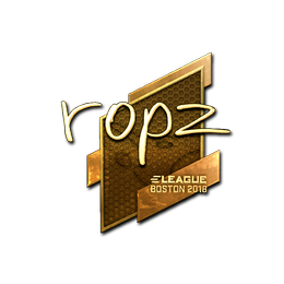 ropz (Gold) | Boston 2018