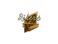 Skin Sticker | qikert (Gold) | Boston 2018