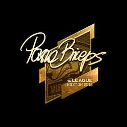 pashaBiceps (Gold) | Boston 2018