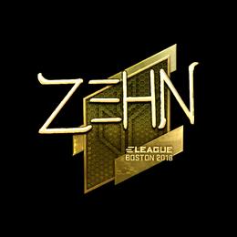 zehN (Gold) | Boston 2018