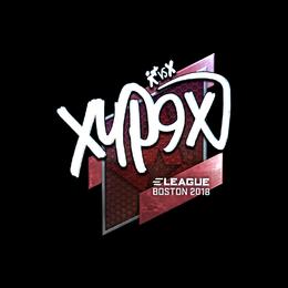 Xyp9x (Foil) | Boston 2018