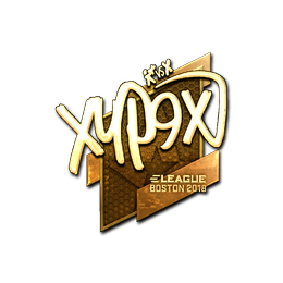 Xyp9x (Gold) | Boston 2018