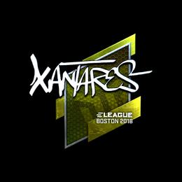 XANTARES (Foil) | Boston 2018