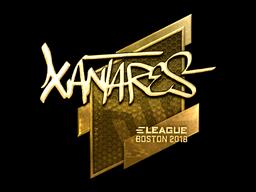 XANTARES | Boston 2018