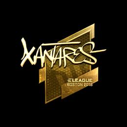 XANTARES (Gold) | Boston 2018