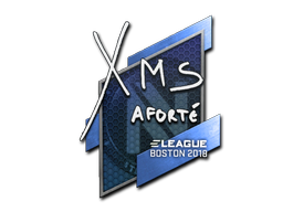 xms | Boston 2018