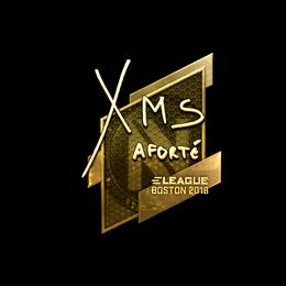 xms (Gold) | Boston 2018