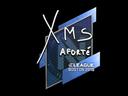 Sticker   xms   Boston 2018