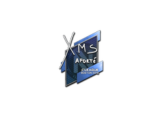 Skin Sticker | xms | Boston 2018