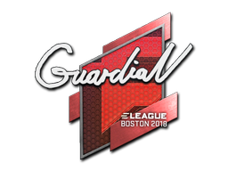 Sticker | GuardiaN | Boston 2018