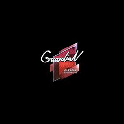 Sticker | GuardiaN (Foil) | Boston 2018