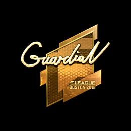 GuardiaN (Gold) | Boston 2018