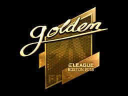 Golden | Boston 2018