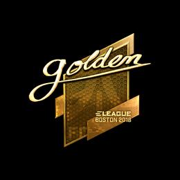 Golden (Gold) | Boston 2018