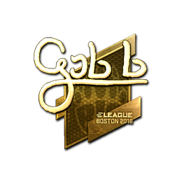 gob b (Gold) | Boston 2018