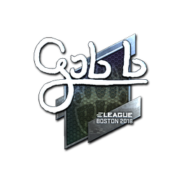 gob b (Foil) | Boston 2018