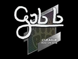 gob b | Boston 2018
