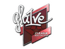 Skin Sticker | gla1ve | Boston 2018
