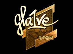 gla1ve | Boston 2018