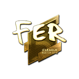 fer (Gold) | Boston 2018