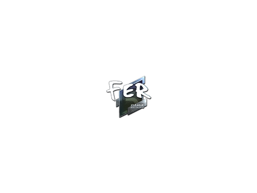 Sticker | fer (Foil) | Boston 2018