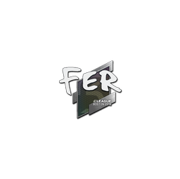 Sticker | fer | Boston 2018