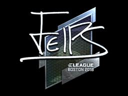 felps | Boston 2018