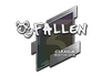 Skin Sticker | FalleN | Boston 2018
