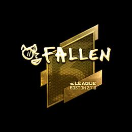 FalleN (Gold) | Boston 2018