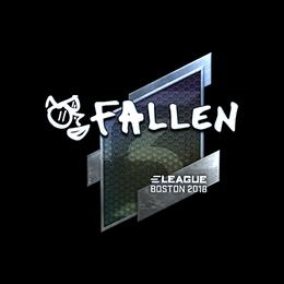 FalleN (Foil) | Boston 2018