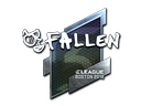 Sticker | FalleN (Foil) | Boston 2018