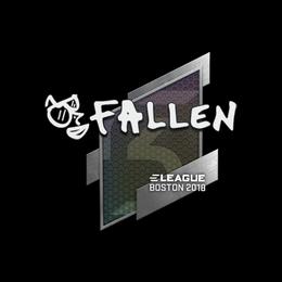 FalleN | Boston 2018