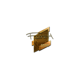Sticker | fitch (Gold) | Boston 2018